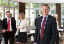 gustaf salford CEO of Elekta