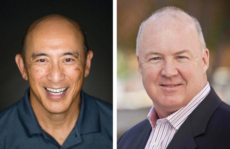 Gene Huang, Vance Moore