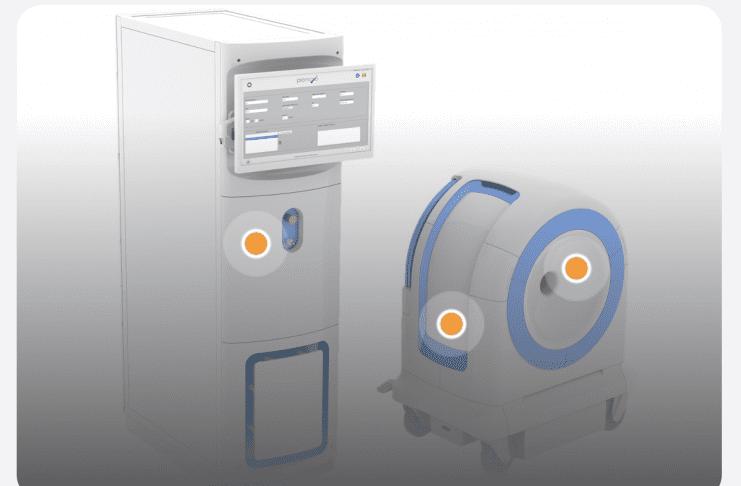 Promaxo, MRI system