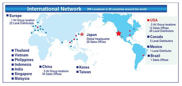 IAI Map Location