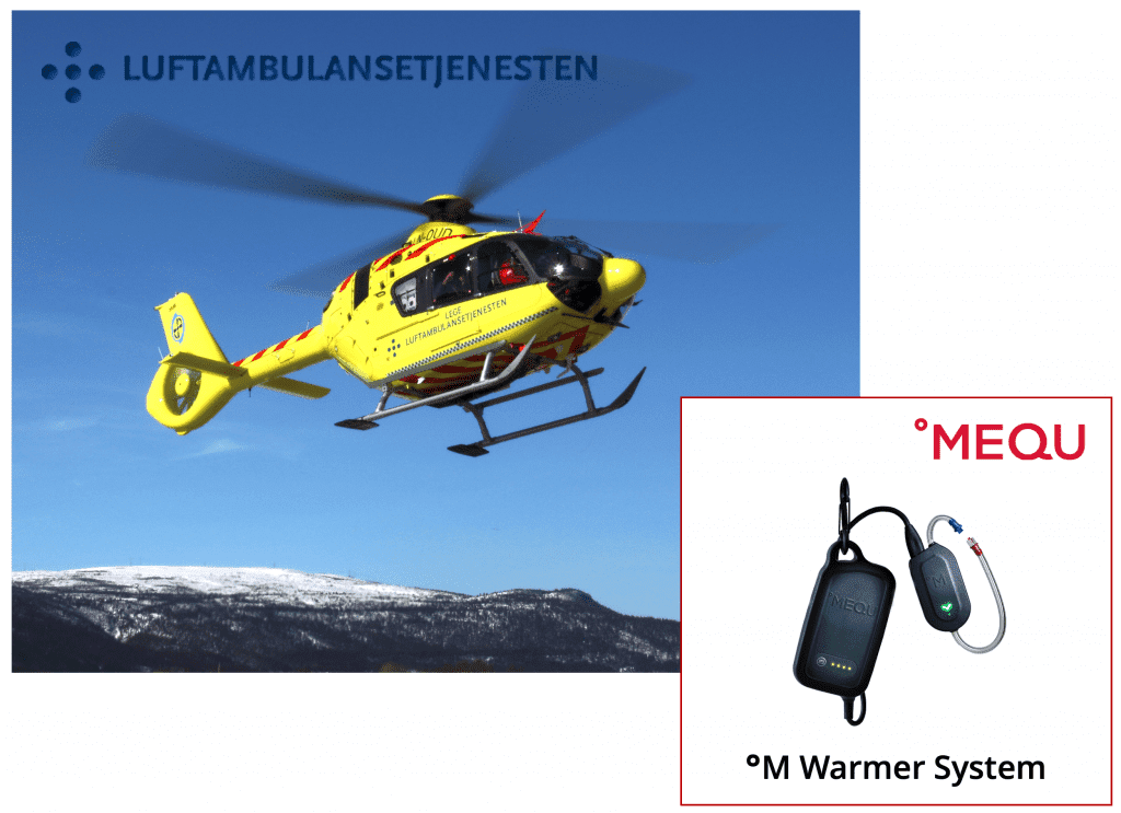 Norwegian National Air Ambulance Services