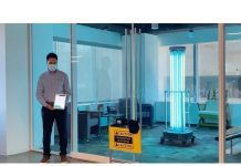 Coretrust, ADIBOT UV-C robots