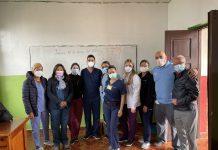 Northwell Health Reports Sends Vaccinators to Ecuador