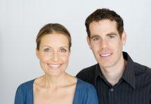 Dr. Alona Pulde and Dr. Matthew Lederman