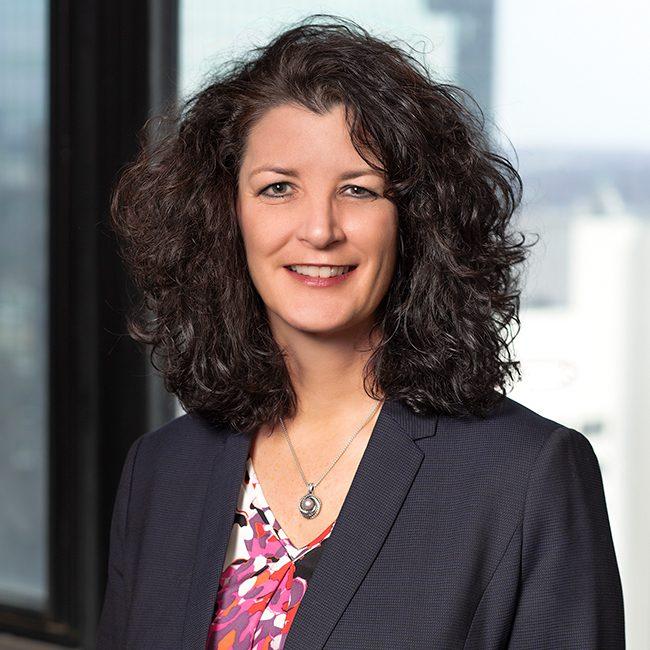 TRIMEDX, Kristi McDermott, president of clinical engineering